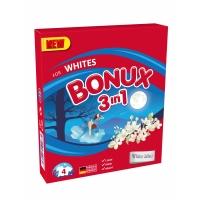 Prací prášek Bonux White Lilac - bílé prádlo, 4 dávky