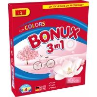 Prací prášek Bonux Color Pure Magnolia - barevné prádlo, 4 dávky