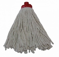 Třásňový mop 180 g - bavlna, hrubý závit