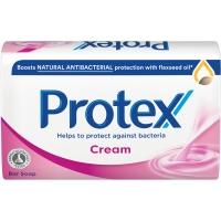 Antibakteriální toaletní mýdlo Protex - cream, 90 g