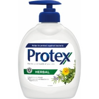 Antibakteriální mýdlo Protex - s dávkovačem, herbal, 300 ml