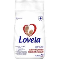 Dětský prací prášek Lovela - barevné prádlo, 26 dávek