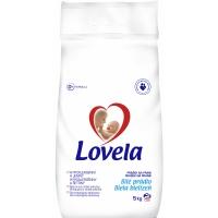Dětský prací prášek Lovela - bílé prádlo, 40 dávek