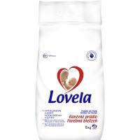 Dětský prací prášek Lovela - barevné prádlo, 40 dávek