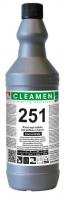 Prostředek na mytí nádobí Cleamen 251 - bez parfému a barviv, 1 l