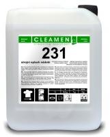 Prostředek pro strojní oplach nádobí Cleamen 231 - 5 l