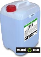 Prostředek pro strojní oplach nádobí Cleamen 231 - 20 l