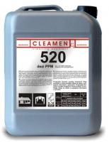 Čistící a dezinfekční prostředek pro vlhký úklid Cleamen 520 - 5 l