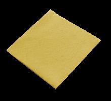 Extra savá utěrka Cleamax - netkaná textilie, 42x42 cm, žlutá, 30 ks
