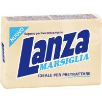 Jádrové mýdlo na praní Lanza marsiglia - 250 g