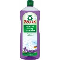 Čistící prostředek na podlahy a povrchy Frosch ECO - levandule, 1 l