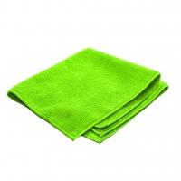 Švédská utěrka - balená, mikrovlákno, 50x60 cm, 260 g, zelená
