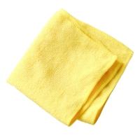 Švédská utěrka - balená, mikrovlákno, 50x60 cm, 260 g, žlutá
