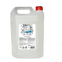 Pěnové mýdlo Riva Creme - lilie a vanilka, bílé, 5 l