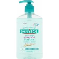 Dezinfekční mýdlo Sanytol - Purifiant, 250 ml