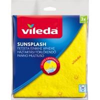 Univerzální utěrka Vileda Sunsplash - 3 ks