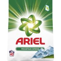 Prací prášek Ariel Mountain Spring - bílé prádlo, 40 dávek - DOPRODEJ