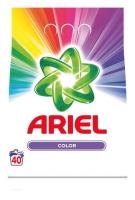 Prací prášek Ariel Color - barevné prádlo, 40 dávek