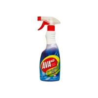 Čistící prostředek na akrylátové vany Ava Max - s rozprašovačem, 500 ml