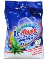 Prací prášek Dr. House - univerzální, 3 kg