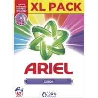 Prací prášek Ariel Color - barevné prádlo, 63 dávek
