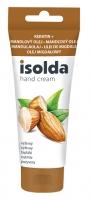 Krém na ruce Isolda - keratin s mandlových olejem, výživný, 100 ml
