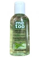 Hygienický gel na ruce Me Too - aloe vera, 50 ml