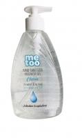 Hygienický dezinfekční gel na ruce Me Too - s dávkovačem, 500 ml