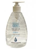 Hygienický gel na ruce Me Too - s dávkovačem, 500 ml