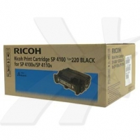 Ricoh originální toner 402810, 403180, 407008, 407649, black, 15000str., Ricoh SP 4100, N, 4110, N
