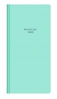 Týdenní diář Pastelini-PVC - kapesní, zelený