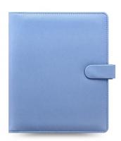 Diář Filofax Saffiano - A5, modrý