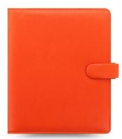 Diář Filofax Saffiano - A5, oranžový