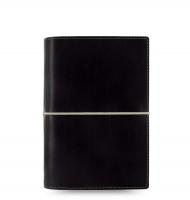 Osobní diář Filofax Domino - 190x133x35 mm, černý