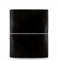 Diář Filofax Domino - A5, černý