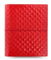 Diář Filofax Saffiano - A5, červený