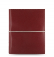 Diář Filofax Domino - A5, červený