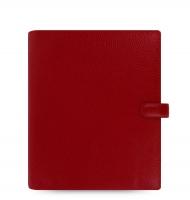 Diář Filofax Finbury - A5, červený