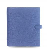 Diář Filofax Finsbury - A5, modrý