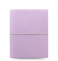 Diář Filofax Domino Soft - A5, pastelově fialový
