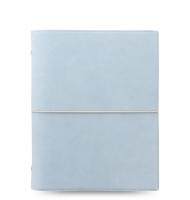 Diář Filofax Domino Soft - A5, pastelově modrý