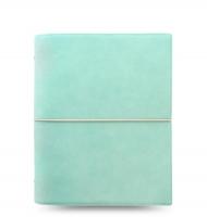 Diář Filofax Domino Soft - A5, pastelově zelený