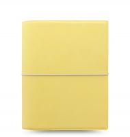 Diář Filofax Domino Soft - A5, pastelově žlutý