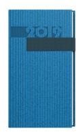 Denní diář Filip-vigo - kapesní, modrý
