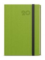 Denní diář Ctirad-vigo - A5, zelený