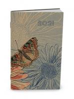 Týdenní diář Alois-kraft - kapesní, motýl