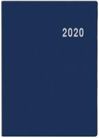 Týdenní diář Ladislav-PVC - kapesní, modrý