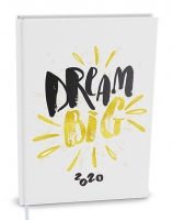 Týdenní diář Prokop-lamino - B6, Dream