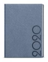 Týdenní diář Oskar-tora - A5, modrošedý