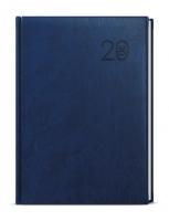Týdenní diář Oskar-vivella - A5, modrý